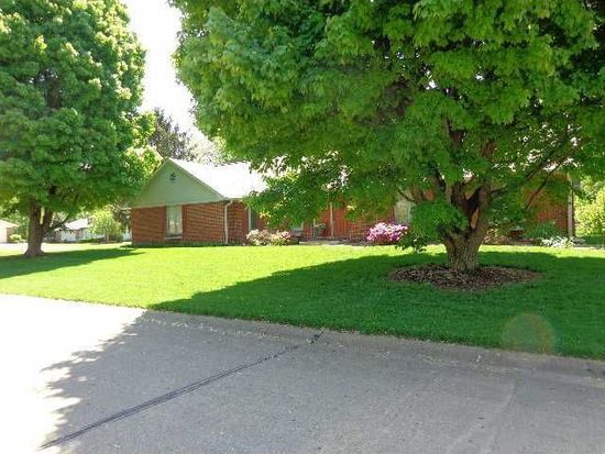 1801 Winding Ridge Ave, Indianapolis, IN 46217