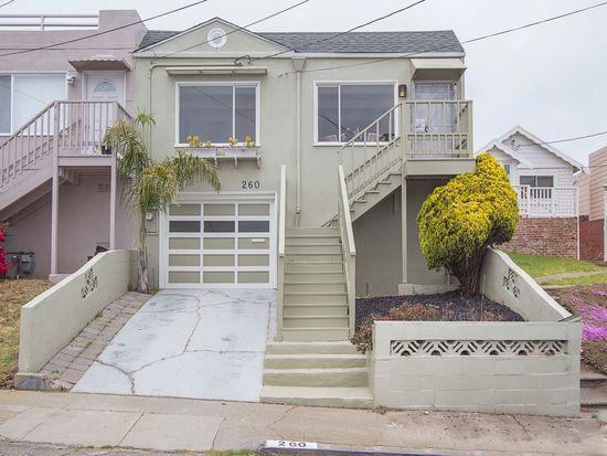 260 Montana St, San Francisco, CA 94112