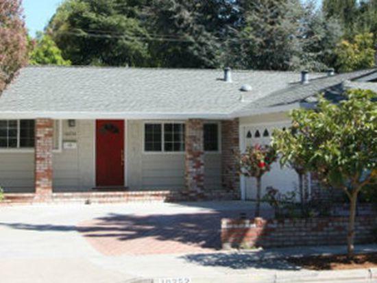 10252 E Estates Dr, Cupertino, CA 95014