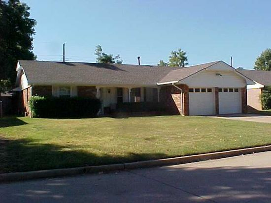 7612 NW 25th Ter, Bethany, OK 73008