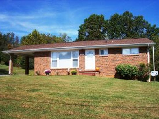 1417 Valley View Dr, Johnson City, TN 37601