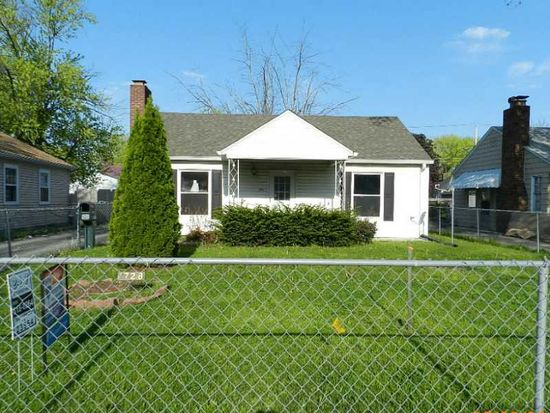 1728 N Emerson Ave, Indianapolis, IN 46218