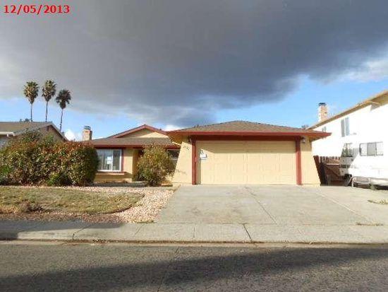2781 Elmhurst Cir, Fairfield, CA 94533