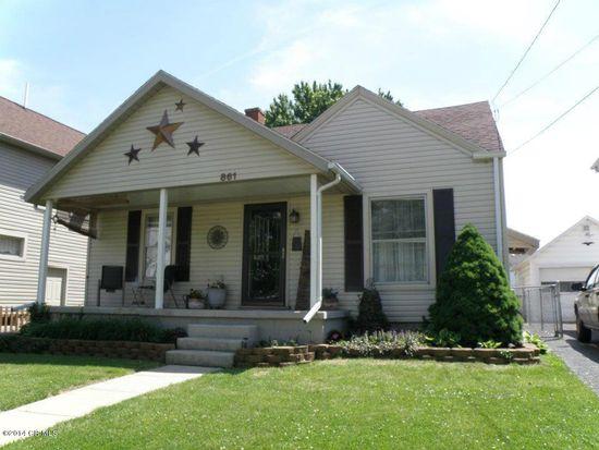 861 Merkle Ave, Marion, OH 43302