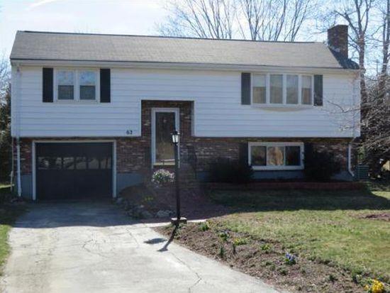 62 Bayberry Rd, North Attleboro, MA 02760