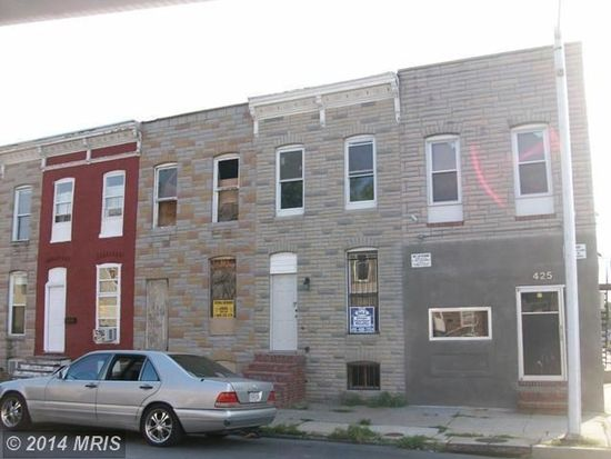 423 S Payson St, Baltimore, MD 21223