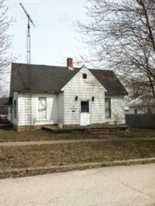 301 E 8th St, Bicknell, IN 47512
