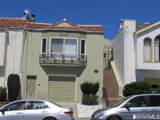 2144 Ulloa St, San Francisco, CA 94116