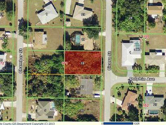 444 Cicero St NW, Port Charlotte, FL 33948