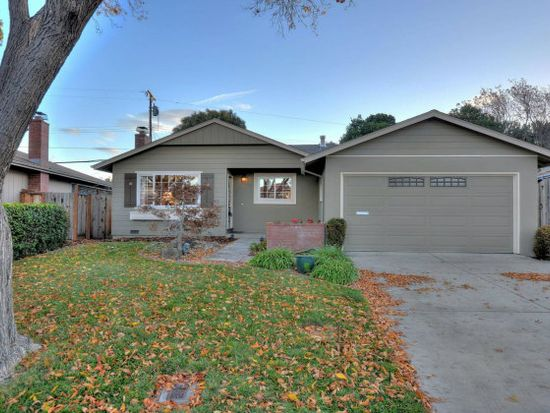 3586 Berry Way, Santa Clara, CA 95051