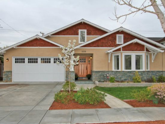 1135 Susan Way, Sunnyvale, CA 94087