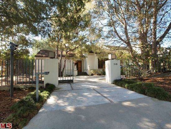 518 Doheny Rd, Beverly Hills, CA 90210