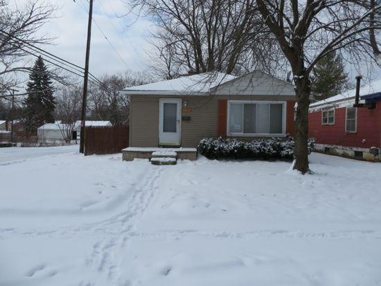 16801 Lenore, Detroit, MI 48219