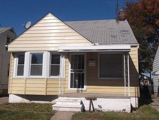 13831 Carlisle St, Detroit, MI 48205