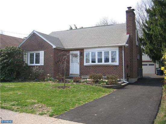 324 Leona Ave, Huntingdon Valley, PA 19006