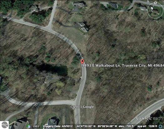 9493 E Walkabout Ln, Traverse City, MI 49684