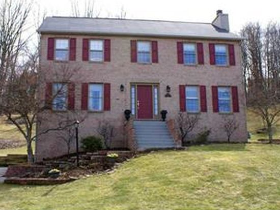 412 Cloverdale Dr, Wexford, PA 15090