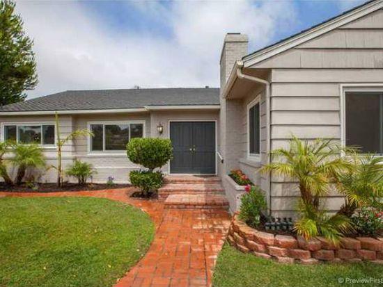 3602 Hyacinth Dr, San Diego, CA 92106