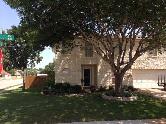 3600 Walleye Way, Round Rock, TX 78665