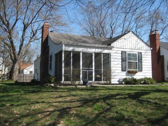 2602 Dell Zell Dr, Indianapolis, IN 46220