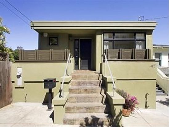 47 Levant St, San Francisco, CA 94114
