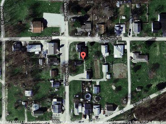 6493 W Church St, Knightstown, IN 46148