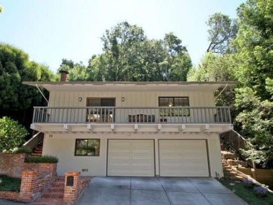 20 Wolfe Canyon Rd, Kentfield, CA 94904