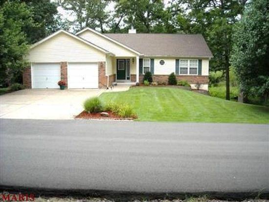 9738 W Vista Dr, Hillsboro, MO 63050