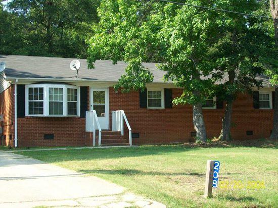 208 Gumtree St, Wadesboro, NC 28170