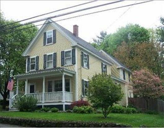 121 Summer St, Andover, MA 01810