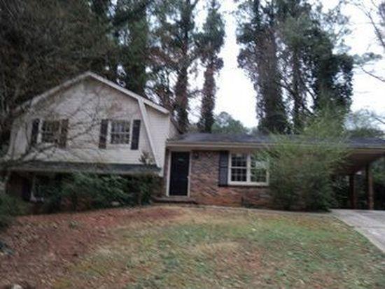 4364 Kimball Rd SW, Atlanta, GA 30331