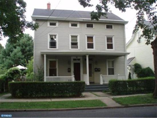 58 N Clinton St, Doylestown, PA 18901