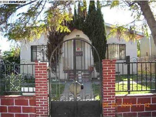 7877 Hillside St, Oakland, CA 94605