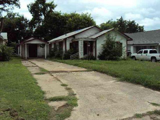 1412 W Walnut Ave, Duncan, OK 73533