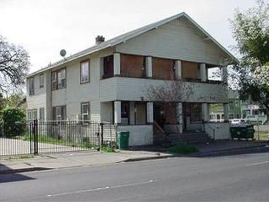 610 E Oak St, Stockton, CA 95202