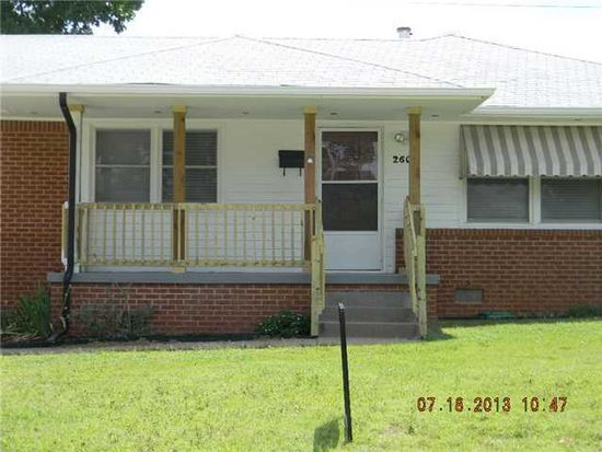 2600 Robin Rd, Midwest City, OK 73110