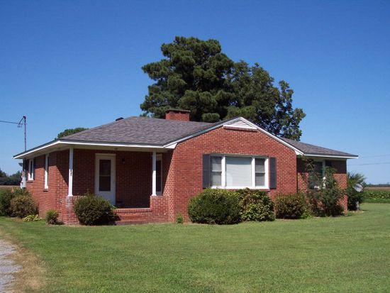 837 Perrytown Rd, Colerain, NC 27924