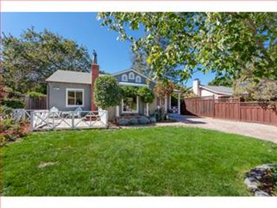 1023 Henderson Ave, Menlo Park, CA 94025
