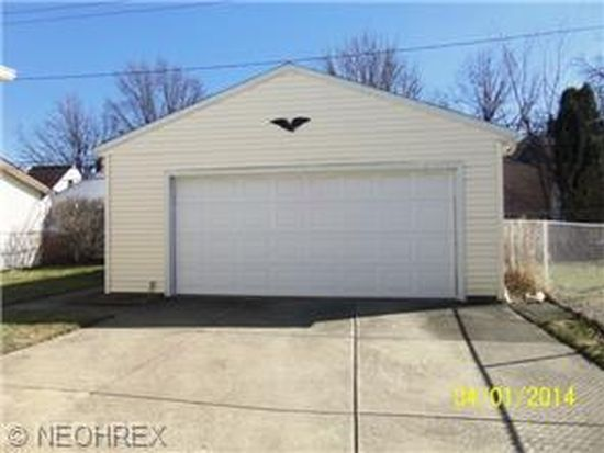 12408 Shady Oak Blvd, Garfield Heights, OH 44125