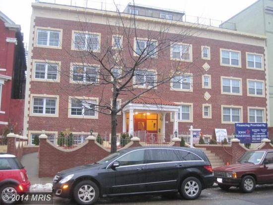 1327 Euclid St NW APT 206, Washington, DC 20009