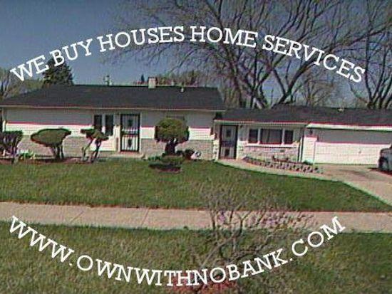 16161 Wolcott Ave, Markham, IL 60428