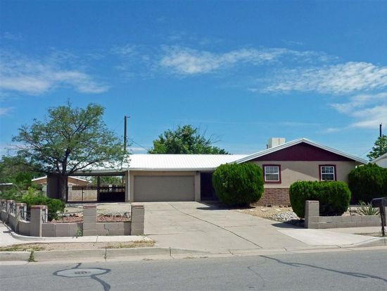 1813 Prospect Ave NW, Albuquerque, NM 87104
