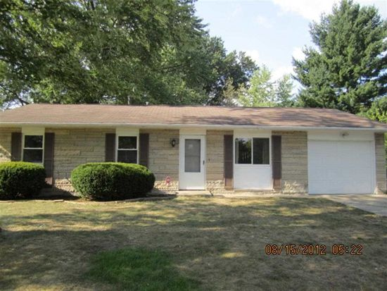 3812 W Stafford Dr, Bloomington, IN 47403