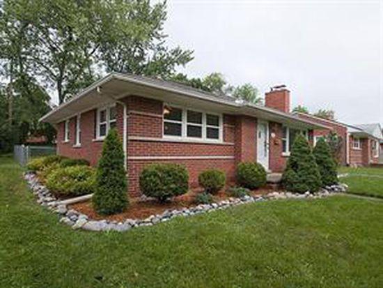 1522 Woodland Dr, Ann Arbor, MI 48103