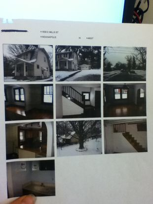 1635 E Mills Ave, Indianapolis, IN 46227