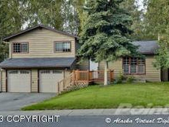 17513 Laoana Cir, Eagle River, AK 99577