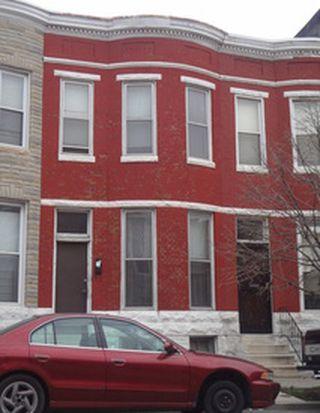 1115 N Monroe St, Baltimore, MD 21217