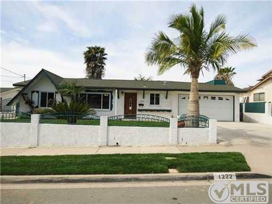 1222 Purdy St, Spring Valley, CA 91977