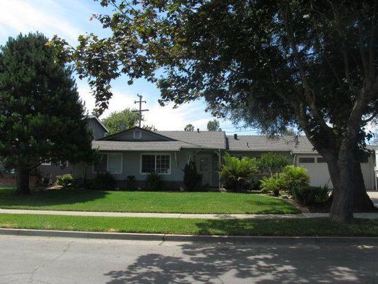 1370 Vallejo Dr, San Jose, CA 95130