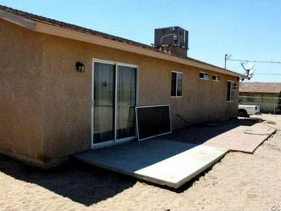 6829 Easterly Dr, Joshua Tree, CA 92252